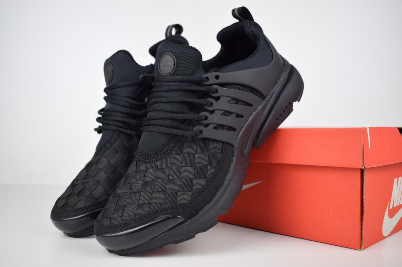 70878632 Мужские кроссовки в стиле Nike Air Presto, черные, цена 1 350 грн., купить  в Киеве — Prom.ua (ID#902892023)