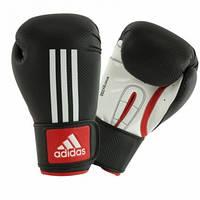 """Боксерские перчатки adidas """"Energy 200"""". Цвет черный."""