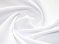 Скатерть диаметром 320см для круглого стола 180см Белая Турция, фото 2