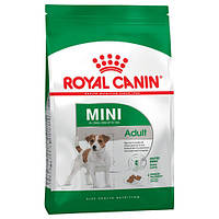 Корм для собак (Роял Канин) ROYAL CANIN Mini Adult 8 кг - для взрослых собак малых пород