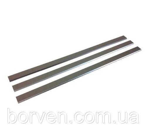 Ножи для фуговально-рейсмусного станка 260x25x3 HSS (станки JET JPT-260, Scheppach HMT 2600 CI,HMT260 и др.)