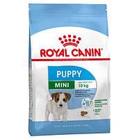 Корм для собак (Роял Канин) ROYAL CANIN Mini Puppy / Junior 8 кг - для щенков мелких пород