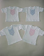 Детская футболка Вышивка - накатка