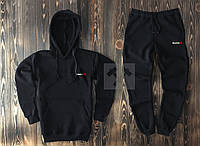 Спортивный костюм Reebok черного цвета (люкс копия)