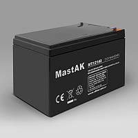Mastak MT12140 12V 14Ah АКБ Герметичный свинцово-кислотный аккумулятор SLA