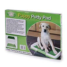 Лоток для собак Puppy Potty Pad, фото 3