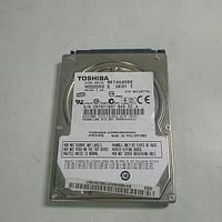 Нерабочий жесткий диск Toshiba 160gb MK1646GSX