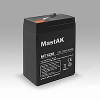 Mastak MT1228 12V 2,8Ah АКБ Герметичный свинцово-кислотный аккумулятор SLA