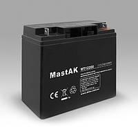 Mastak MT12200 12V 20A АКБ Герметичный свинцово-кислотный аккумулятор SLA