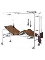 Кровать травматологическая стационарная КСТ , фото 1
