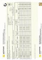 Сертификат труба 100х60