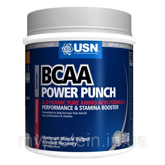 Бца BCAA Power Punch (400 g )