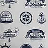 Ткань для штор Oceanic, фото 2