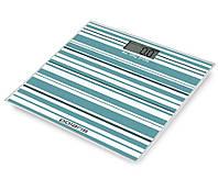 Весы напольные Polaris 1854DG, электронные, стекло