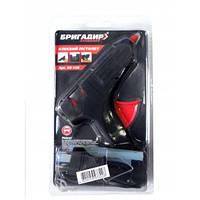 """Пистолет электрический для клея """"Бригадир Standart"""", 40 Вт, 11мм"""