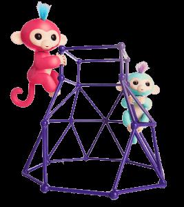 Качели, Башенка для Fingerlings Monkey