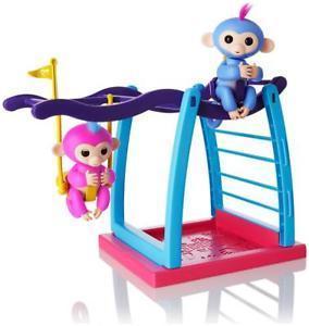 Качели для Fingerlings Monkey