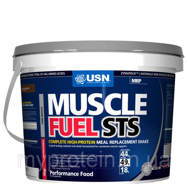 Гейнер  Muscle Fuel STS (5 kg )