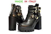 Весенние Итальянские ботинки Massimo Fiori. Новинка 2015