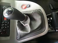 Чехол ручки кпп Renault Kangoo 1997-2008
