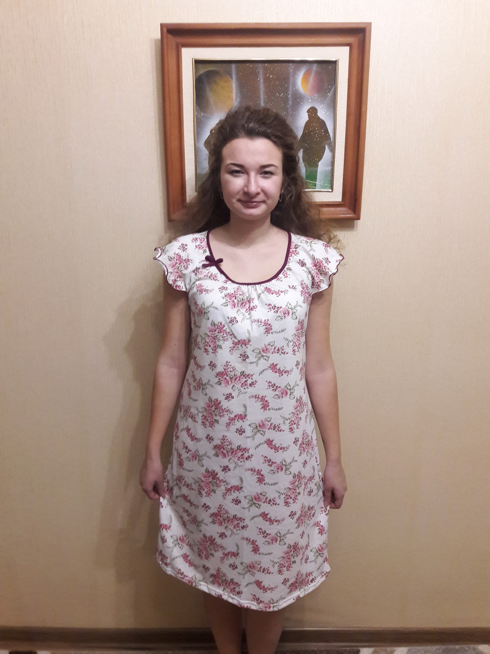 fe5dfe4e75937 Женская ночная сорочка , цена 120 грн., купить в Мелитополе — Prom ...