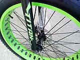 "Фэтбайк - велосипед Titan Stalker 26"", фото 6"