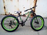 "Фэтбайк - велосипед Titan Stalker 26"", фото 8"