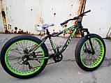 "Фэтбайк - велосипед Titan Stalker 26"", фото 10"