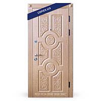 двери стальные, входные Серия Оптима