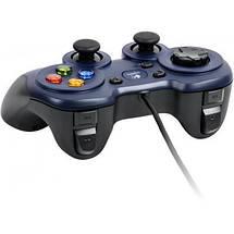 Джойстик для ПК Logitech F310 (940-000135) Blue, USB, провідний геймпад для комп'ютера/ноутбука, фото 2