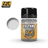 Фильтр нейтрально-серый 35 мл. AK-INTERACTIVE AK4161
