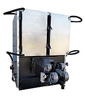 Пеллетный котел 600 кВт с факельной горелкой + шнек питатель + щит управления