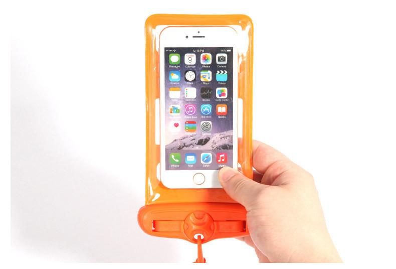 Подводный чехол для телефона