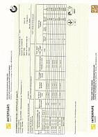 Сертификат труба 76