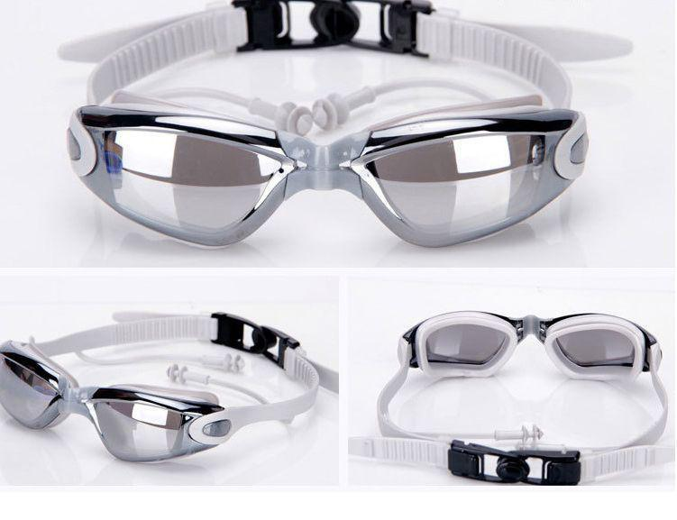 Очки для плавания Ruihe с берушами