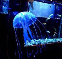 Декор для аквариума Медуза большая 10 см