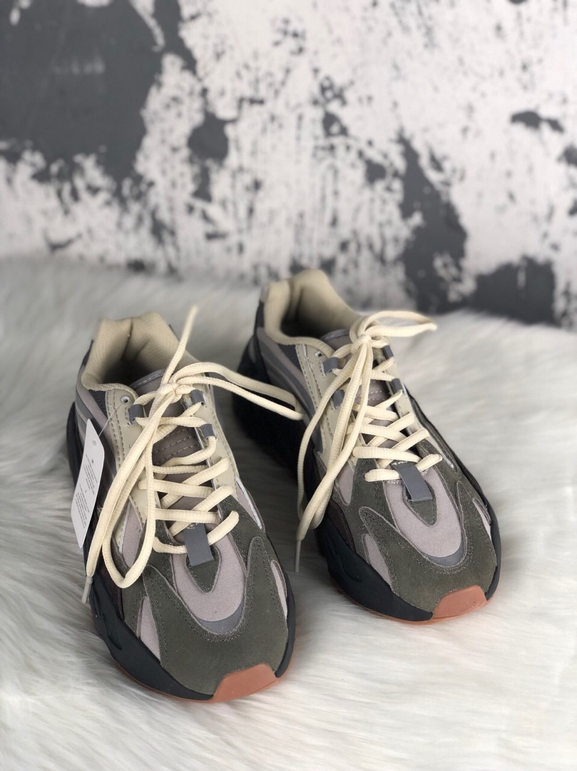 """Кроссовки в стиле Adidas X Kanye West yeezy 700 v2 """"Grey"""" ( в стиле Адидас)"""