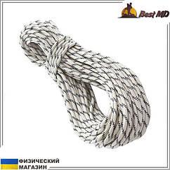 Полиамидный трос (шнур) 8 мм для поисковых магнитов