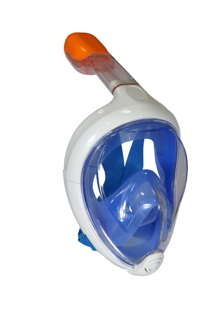 Подводная маска Триборд Shotдля плавания синяя