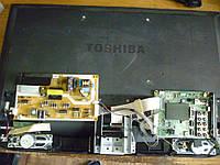 Платы от LЕD TV Toshiba 32PU201V1 поблочно, в комплекте (разбита матрица).