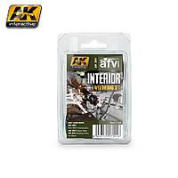 Набор для везеринга интерьера. AK-INTERACTIVE AK-091
