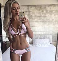 Купальник Victoria Golg розовый, модель 2019