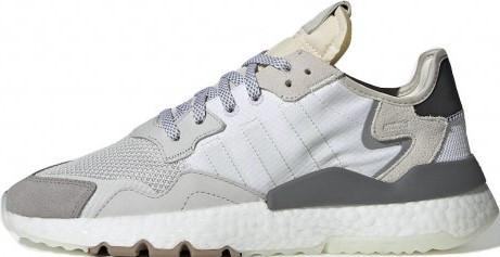 """Кроссовки в стиле Adidas Nite Jogger Crystal """"White"""" ( в стиле Адидас)"""