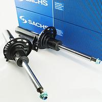 Передний Амортизатор Audi A6 (Ауди A6) (с 1994-). Газомасляный. SACHS / 437413031