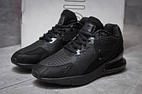 Кроссовки мужские  Nike Air 270, черные (13977),  [  45 (последняя пара)  ]
