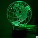 Ночник 3d, Led светильник, фото 3