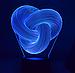 Ночник 3d, Led светильник, фото 5