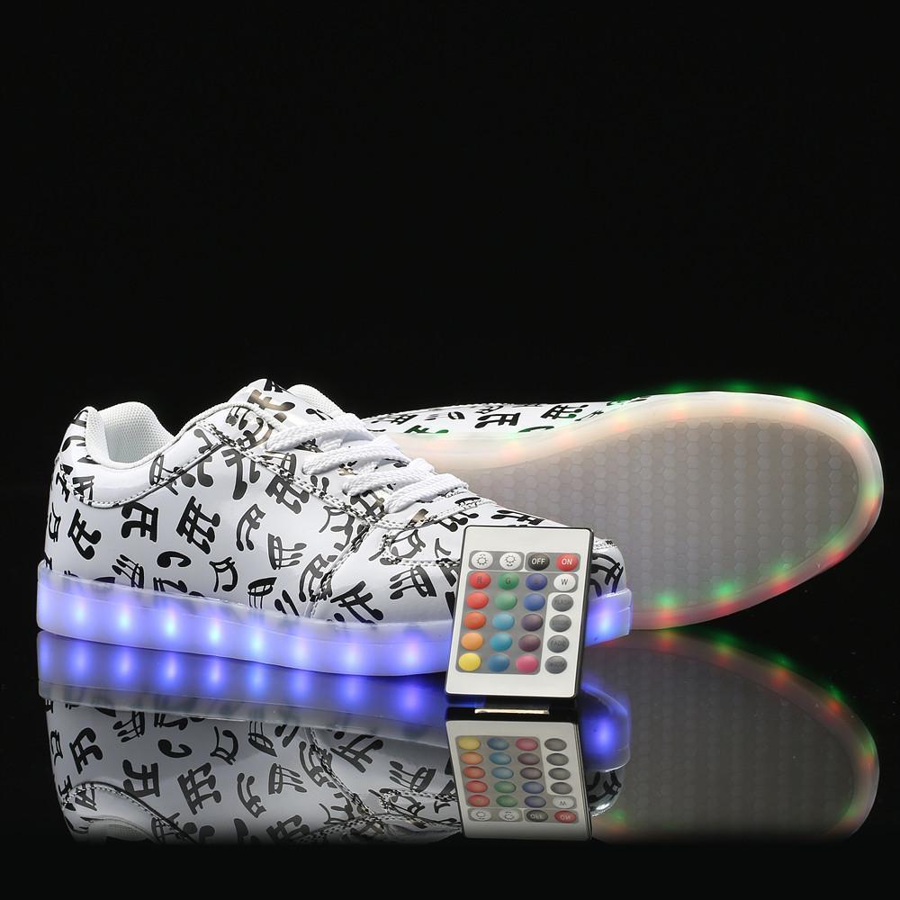Светящиеся кроссовки на пульте Мелодия - купить по лучшей цене в ... 7630e53967064