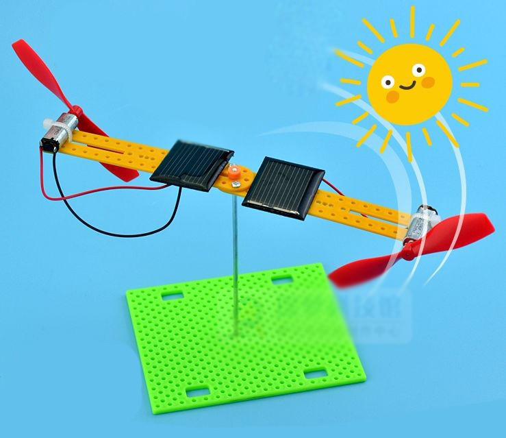 "Развивающий конструктор ""Солнечная батарея"""
