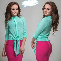 Шифоновая блуза ор33